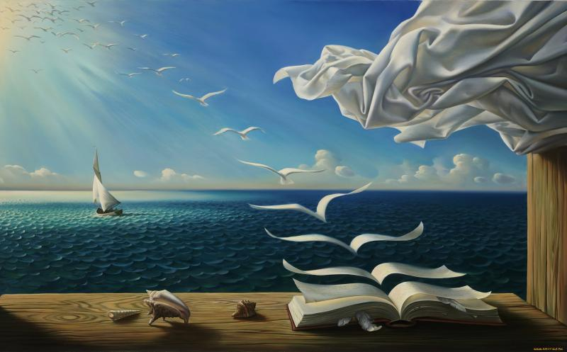 painting-birds-sea-water-sky-artwork-books-calm-wind-horizon-mural-ART-cloud-ocean-wave-wallpaper-daytime-computer-wallpaper-phenomenon-2560x1590-px-Rob-Gonsalves-visual-arts-cg-artwork-821392.jpg